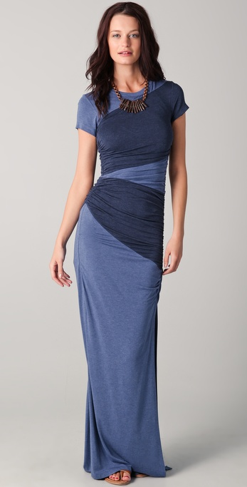 Torn By Rony Cobo Maxi Dress