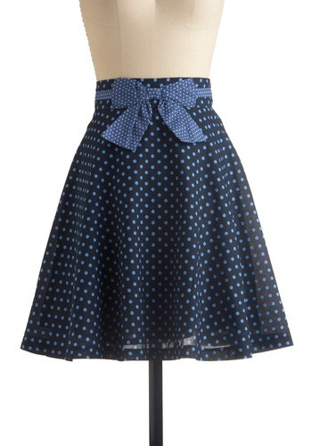 A Chance of Showers Skirt