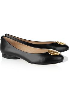 KAT MACONIE Jasmine leather ballet flats