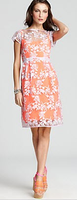 Nanette Leople Dress - Lace