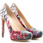 10 Floral Shoes To Blossom Your Style