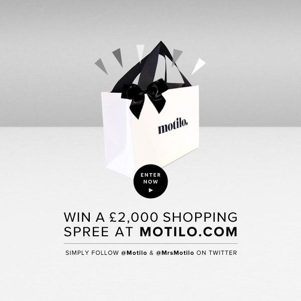 Motilo Giveaway
