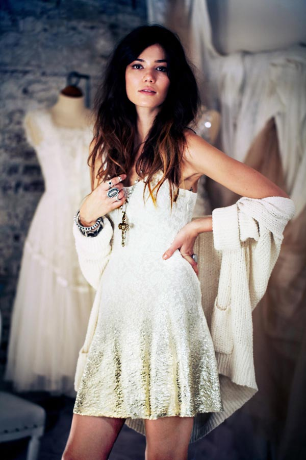 Free People Moonshine Dress