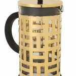 Lust List – Bodum Gold French Press Coffee Maker