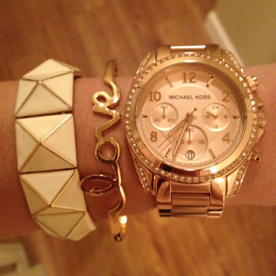 Arm candy galore via Fashion Hippo