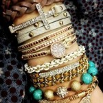 Arm Candy Galore – Stacked Bracelets