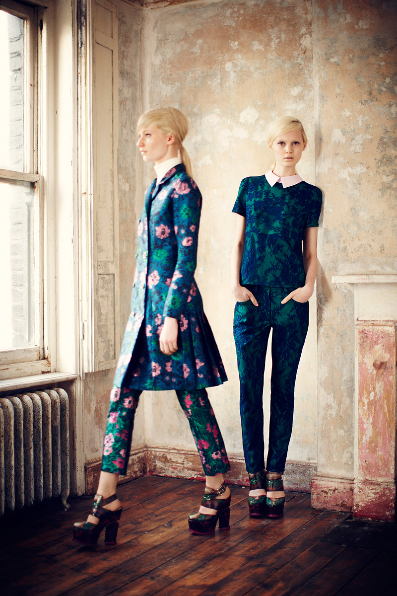 Collection We Love - Erdem Pre-Fall 2013 via Fashion Hippo