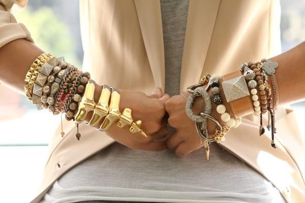 BRACELETS-RACHEL-STRUGATZ via Fashion Hippo