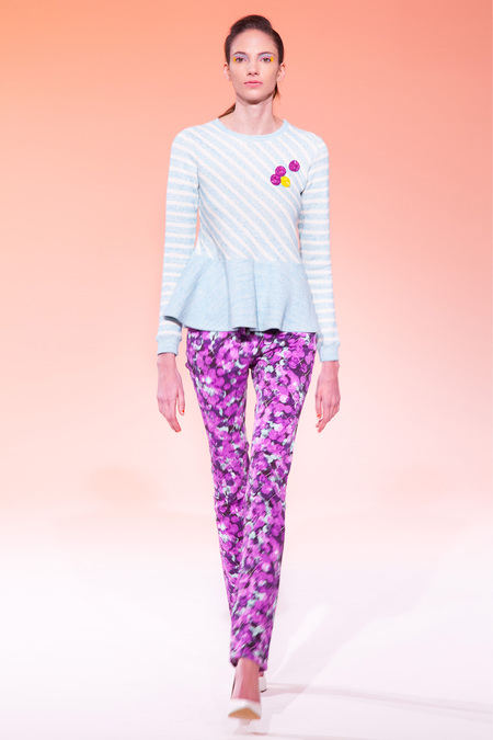 CALLA Fall 2013 via Fashion Hippo