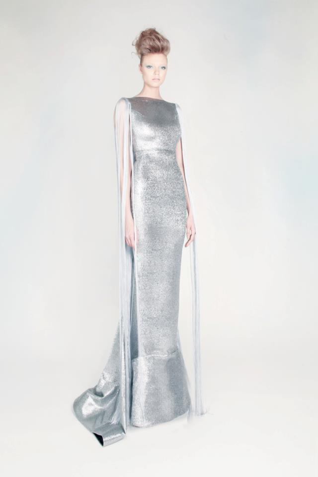 Rami Kadi Spring 2013 via Fashion Hippo