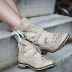 Feud Chateau Moccasin Boot via Fashion Hippo