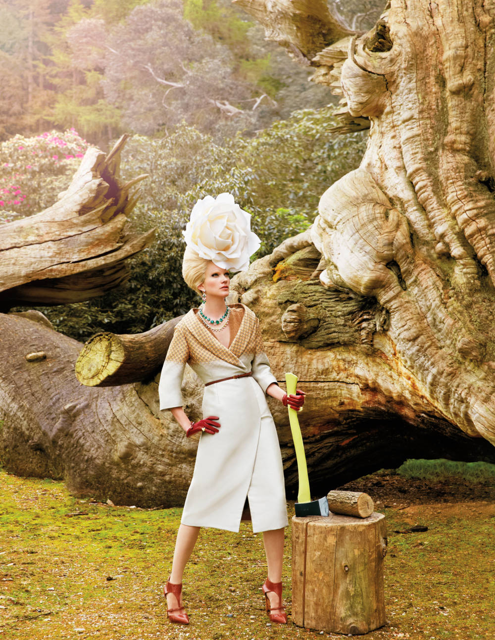 The Giving Tree via Fashion Hipp