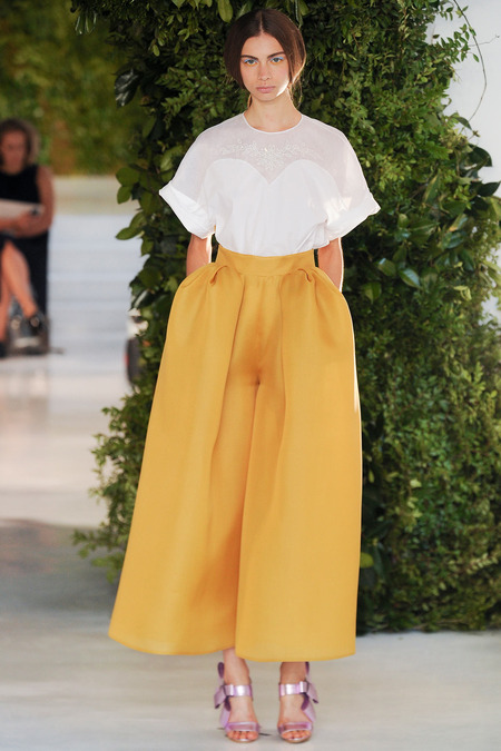 Delpozo NYFW 14 via Fashion Hippo 11