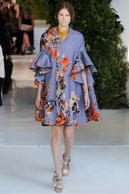 Delpozo NYFW 14 via Fashion Hippo 13