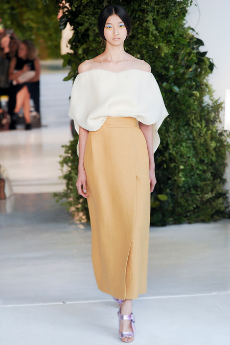 Delpozo NYFW 14 via Fashion Hippo 2