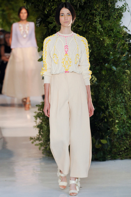 Delpozo NYFW 14 via Fashion Hippo 3