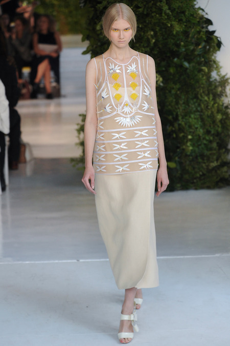 Delpozo NYFW 14 via Fashion Hippo 5