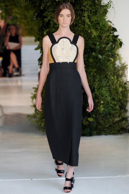 Delpozo NYFW 14 via Fashion Hippo 8