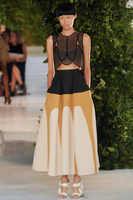 Delpozo NYFW 14 via Fashion Hippo 9