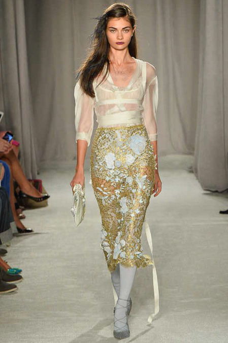 Marchesa SS14 via Fashion Hippo 1