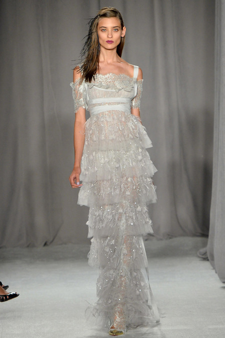 Marchesa SS14 via Fashion Hippo 10