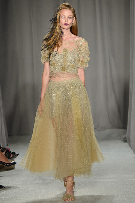 Marchesa SS14 via Fashion Hippo 6